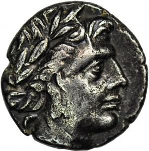Grecja - Chersonez taurydzki, Miasto Pantikapea, Drachma 120-105 pne