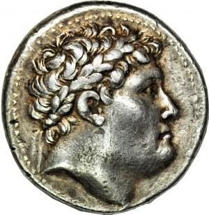 Królestwo Pergamonu, Attalos I (241-197 pne) lub Eumenes I (263-241 pne), Tetradrachma