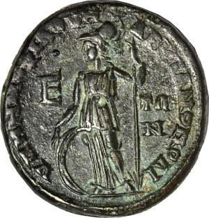 Cesarstwo Rzymskie, monety prowincjonalne, Miasto Markianopolis w Mezji Dolnej, Gordian III (August 238-244 ne), 5 Assaria