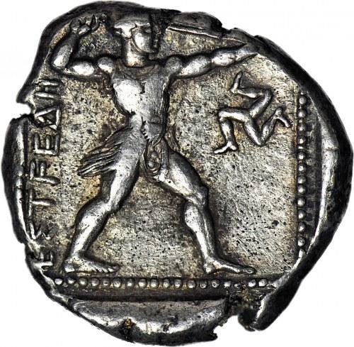 Pamfilia, miasto Aspendos, Stater około 370-360 pne