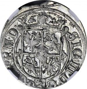Zygmunt III Waza, Półtorak 1620, Ryga, Lis, R2