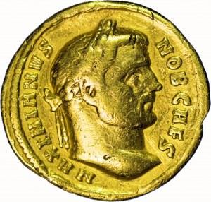 Cesarstwo Rzymskie, Maksymian Herkuliusz 286-305, Aureus