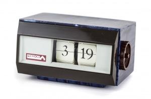 Zegar klapkowy Predom