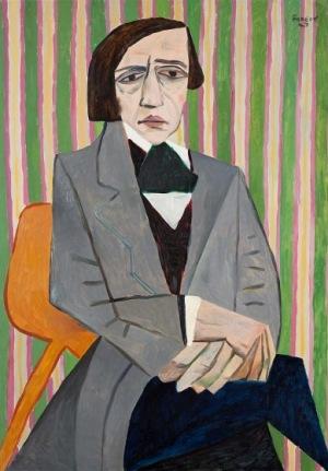 Wojciech Fangor, CHOPIN, 1949