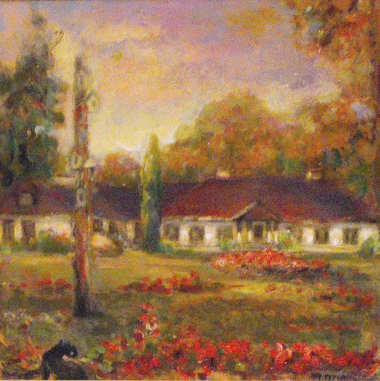 Dziopak Maria (1954), Jesień (Reymontówka) 2017 r
