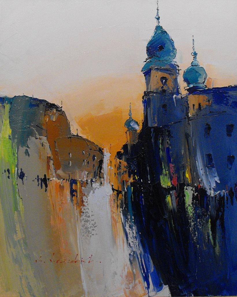 Fridrikh Victor (1968), Stare miasto, 2016
