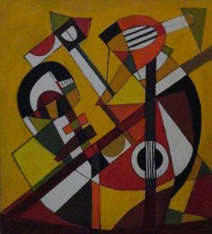 Gerlach Eugeniusz (1941), Kompozycja 02/I, 2002