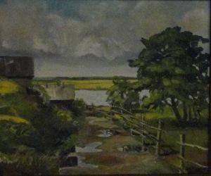 Jańczyk Adam (1952), Młyn, l. 90-te XX wieku