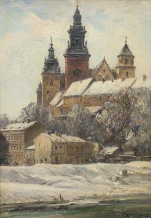 Chmieliński (Stachowicz) Władysław, WAWEL W ZIMIE