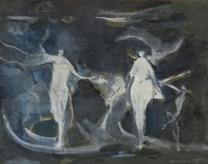 Aberdam Alfred , TANIEC, 1957