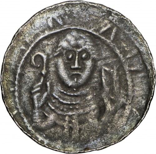 Władysław II Wygnaniec, denar, 1138-1146