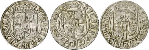 zestaw 3 półtorak, Bydgoszcz, Zygmunt III Waza