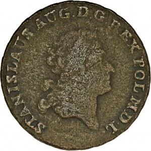 Stanisław August Poniatowski, 3 grosze 1790 (trojak koronny),