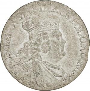 August III, szóstak 1755