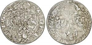 Zygmunt III Waza, szóstak 1625, Kraków