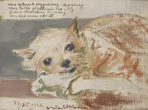 Wlastimil HOFMAN (1881-1970), Nasz pupilek, 1923