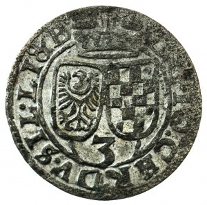 3 krajcary, Oława, Jan Chrystian (1621-1639)