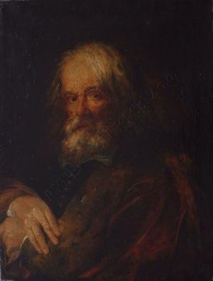 Alfred Bergren?(XIX w.), Starzec