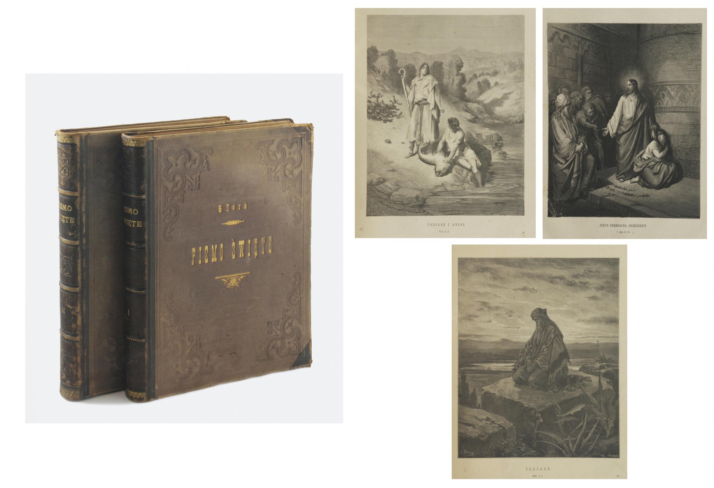 Pismo Święte Starego I Nowego Testamentu, podług textu łacińskiego Wulgaty