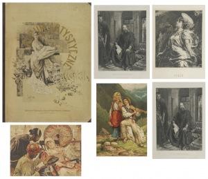 Album Artystyczne, 1887 Rok