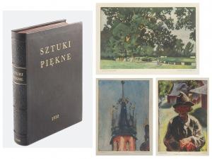 Sztuki Piękne, Rok Szósty 1930