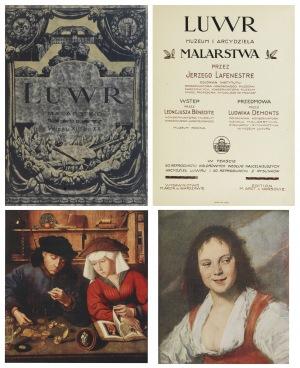 Luwr, Malarstwo od wieku XIII do XX