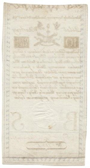 10 złotych 1794 - C- Pieter de Vries & Comp