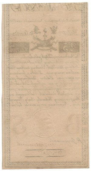 25 złotych 1794 - A - niski numer 5961