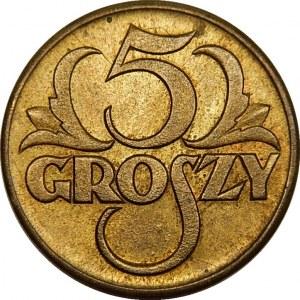 5 groszy 1923 - Mennicze -