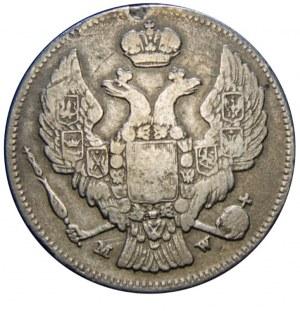 30 kopiejek = 2 złote 1835 - M W -