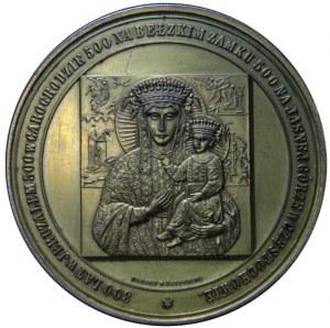 550-lecie złożenia Obrazu Matki Boskiej na Jasnej Górze 1882