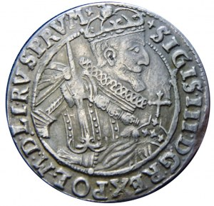 Zygmunt III Waza - Bydgoszcz - ort 1623 -