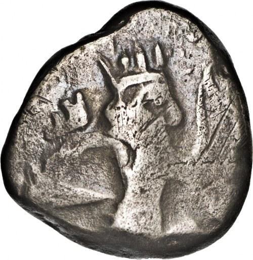 Presja, Achemenidzi, V/IV w. p.n.e.