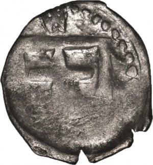 Władysław II Jagiełło (1386–1434), denar, Wschowa.