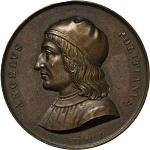 Włochy, Angelo Poliziano (1454-1494), XIX w.