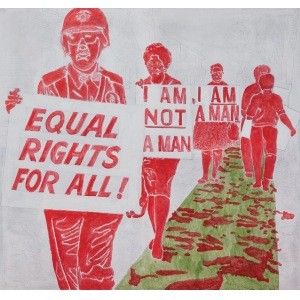 Marek Sobczyk, Equal rights for all, 2016