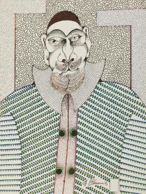 Henryk PŁÓCIENNIK (ur. 1933), Portret