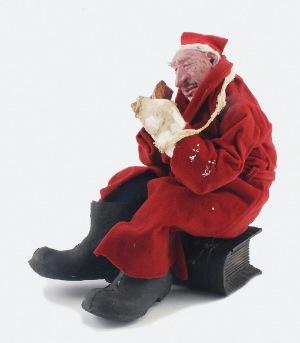 Paweł ALTHAMER (ur. 1967), Mikołaj, koniec lat 80. XX w.