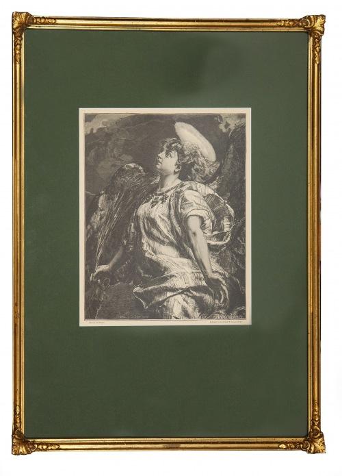 Matejko Jan (1838-1893), Pieśń, 1887