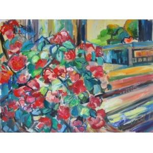 Anna Borcz, Namiętne róże