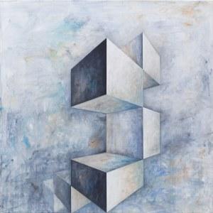 Iwona Gabryś, Kompozycja nr 129, 2017