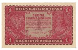 1 marka 1919 - I Serja KO -