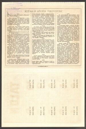 Białaczowskie Zakłady Ceramiczne - 300 złotych 1929 -
