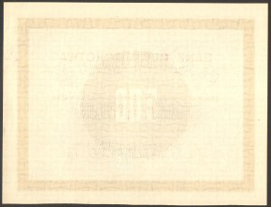 Bank Cukrownictwa S.A. w Poznaniu- 5 x 100 złotych 1926 -