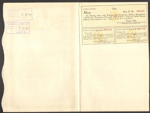 KSIĄŻNICA - ATLAS - 100 złotych 1930