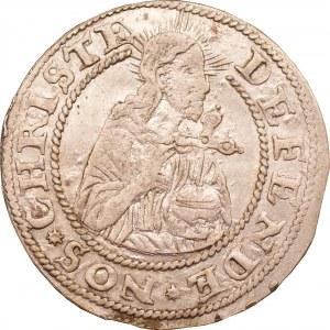 Gdańsk - grosz oblężniczy 1577 - Goebl -