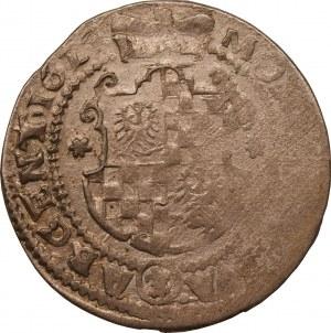Śląsk - Księstwo Legnicko-Brzesko-Wołowskie -24 krajcary 1621 - Jerzy Rudolf Legnicki