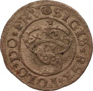 Zygmunt I Stary - szeląg 1529 - Toruń