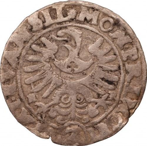 Śląsk - Wrocław - 3 krajcary 1635 - H R
