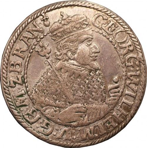 Prusy Książęce - Królewiec - ort 1622 - Jerzy Wilhelm -